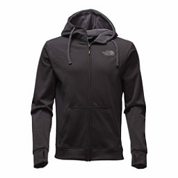 The North Face Surgent LFC Full Zip Mens Hoodie, TNF Black-Asphalt Grey, 256