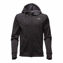 The North Face Surgent LFC Full Zip Mens Hoodie, TNF Black-Asphalt Grey, 256