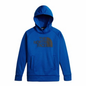 The North Face Surgent Pullover Kids Hoodie, Bright Cobalt Blue, medium