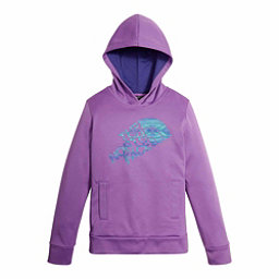 The North Face Surgent Pullover Kids Hoodie, Bellflower Purple, 256