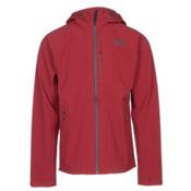 The North Face Apex Flex GTX Mens Shell Ski Jacket, Cardinal Red, medium
