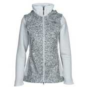 The North Face Indi 2 Hoodie Parka Womens Jacket, TNF Light Grey Heather, medium