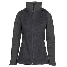 The North Face Indi 2 Hoodie Parka Womens Jacket, TNF Dark Grey Heather, 256