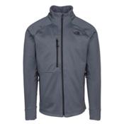 The North Face Powder Guide Mens Mid Layer, Turbulence Grey, medium