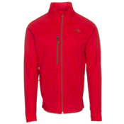 The North Face Powder Guide Mens Mid Layer, Centennial Red, medium