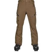 The North Face Chakal Mens Ski Pants, Military Olive, medium