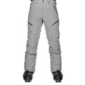 The North Face Chakal Mens Ski Pants, High Rise Grey, medium