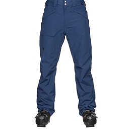 The North Face Freedom Insulated Mens Ski Pants, Shady Blue, 256