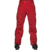 The North Face Freedom Insulated Mens Ski Pants, Centennial Red, medium
