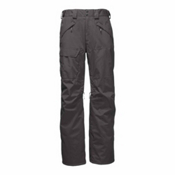 The North Face Freedom Insulated Short Mens Ski Pants, Asphalt Grey, medium