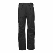 The North Face Freedom Insulated Short Mens Ski Pants, TNF Black, medium