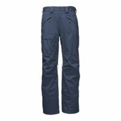 The North Face Freedom Insulated Long Mens Ski Pants, Shady Blue, medium