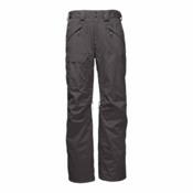 The North Face Freedom Insulated Long Mens Ski Pants, Asphalt Grey, medium