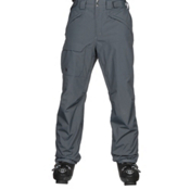 The North Face Freedom Mens Ski Pants, Turbulence Grey, medium