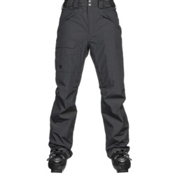 The North Face Freedom Mens Ski Pants, Asphalt Grey, medium