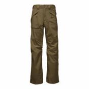 The North Face Freedom Long Mens Ski Pants, Military Olive, medium