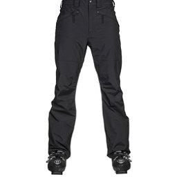 The North Face Straight Six Mens Ski Pants, TNF Black, 256