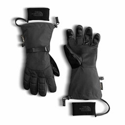 The North Face GORE-TEX Montana Gloves, Asphalt Grey, 256