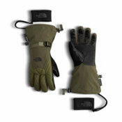 The North Face GORE-TEX Montana Womens Gloves, Burnt Olive Green, medium