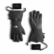 The North Face GORE-TEX Montana Womens Gloves, Asphalt Grey-Buttercream Ivory, medium