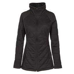 The North Face Knit Stitch Fleece Womens Jacket, TNF Black, 256