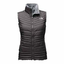 The North Face Mossbud Swirl Womens Vest, Asphalt Grey-Mid Grey, 256