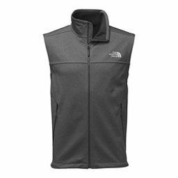 The North Face Apex Canyonwall Mens Vest, TNF Dark Grey Heather-TNF Dark, 256
