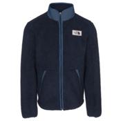 The North Face Campshire Full Zip Mens Jacket, Urban Navy, medium