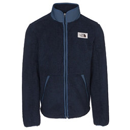 The North Face Campshire Full Zip Mens Jacket, Urban Navy, 256