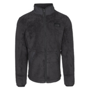 The North Face Campshire Full Zip Mens Jacket, Asphalt Grey, medium