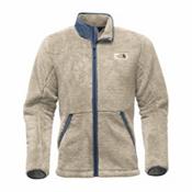 The North Face Campshire Full Zip Mens Jacket, Granite Bluff Tan, medium