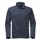 The North Face Gordon Lyons Full Zip Mens Jacket, Urban Navy Heather, medium