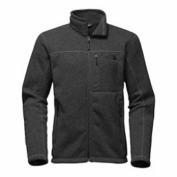 The North Face Gordon Lyons Full Zip Mens Jacket, TNF Dark Grey Heather, 256