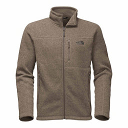 The North Face Gordon Lyons Full Zip Mens Jacket, Falcon Brown Heather, 256