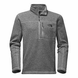 The North Face Gordon Lyons 1/4 Zip Mens Sweater, TNF Medium Grey Heather, 256