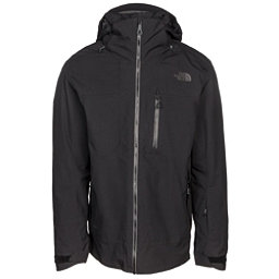 The North Face Maching Mens Insulated Ski Jacket, TNF Black, 256