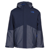 The North Face Boundary Triclimate Boys Ski Jacket, Cosmic Blue, medium