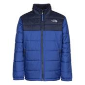 The North Face Reversible Mount Chimborazo Boys Jacket, Bright Cobalt Blue, medium