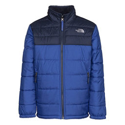 The North Face Reversible Mount Chimborazo Boys Jacket, Bright Cobalt Blue, 256