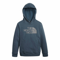 The North Face Logowear Pullover Kids Hoodie, Conquer Blue, 256