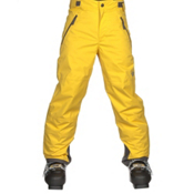 The North Face Freedom Insulated Kids Ski Pants, Canary Yellow, medium
