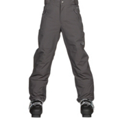 The North Face Freedom Insulated Kids Ski Pants, Graphite Grey, medium