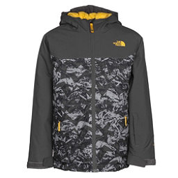 The North Face Brayden Insulated Boys Ski Jacket, Graphite Grey, 256