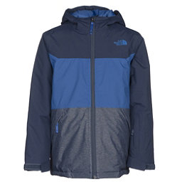 The North Face Brayden Insulated Boys Ski Jacket, Cosmic Blue, 256
