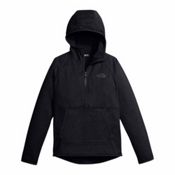 The North Face Tech Glacier 1/4 Zip Kids Midlayer, TNF Black, medium