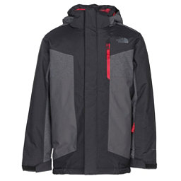 The North Face Axel Insulated Boys Ski Jacket, TNF Black, 256