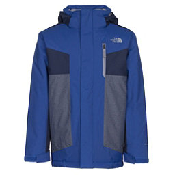 The North Face Axel Insulated Boys Ski Jacket, Bright Cobalt Blue, 256