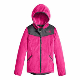 The North Face Oso Hoodie Girls Jacket, Petticoat Pink, 256