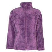 The North Face Osolita Girls Jacket, Bellflower Purple Heather, medium