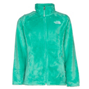 The North Face Osolita Girls Jacket, Bermuda Green, medium